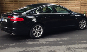 JAGUAR XF EDITION